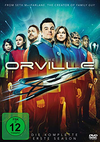 DVD - The Orville - Season 1 [4 DVDs]
