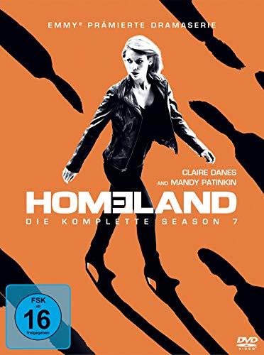 DVD - Homeland - Staffel 7
