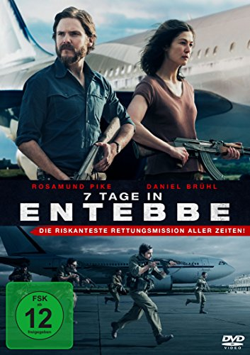 DVD - 7 Tage in Entebbe