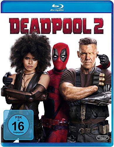 Blu-ray - Deadpool 2 (Super Duper Cut)