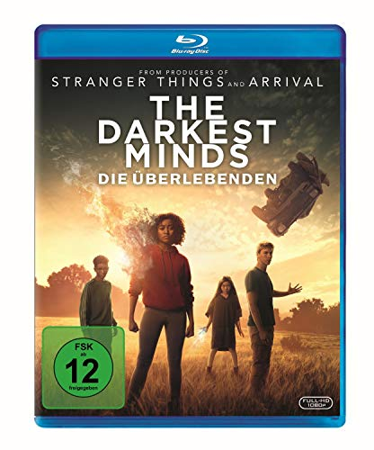 Blu-ray - The Darkest Minds - Die Überlebenden