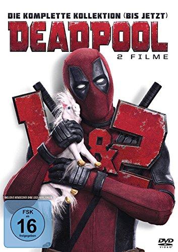 DVD - Deadpool 1 & 2 - Die komplette Kollektion (bis jetzt)