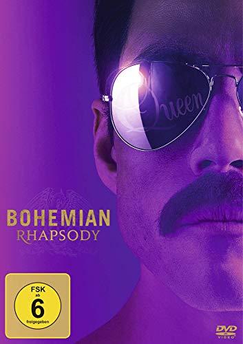 DVD - Bohemian Rhapsody
