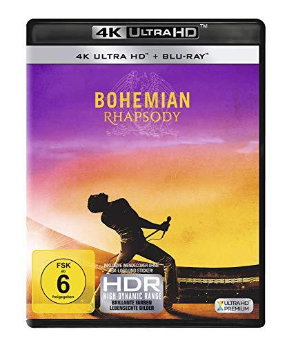 Blu-ray - Bohemian Rhapsody Ultra HD (  Blu-ray)