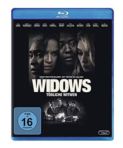 Blu-ray - Widows - Tödliche Witwen
