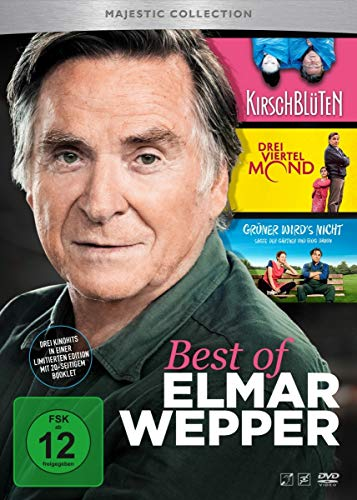 DVD - Best Of Elmar Wepper (Majestic Collection) (LImited Edition)