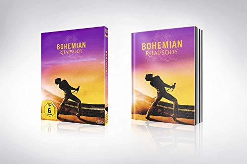 Blu-ray - Bohemian Rhapsody (Limited ArtBook Edition)