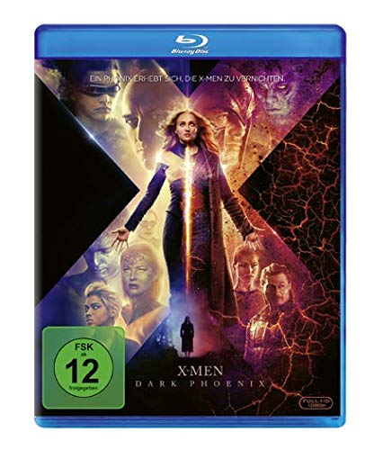 Blu-ray - X-Men: Dark Phoenix [Blu-ray]