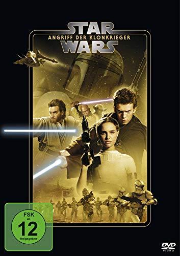 DVD - Star Wars - Episode 2: Angriff der Klonkrieger (Line Look 2020)
