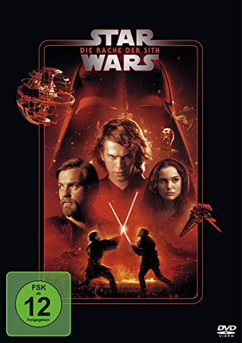 DVD - Star Wars - Episode 3: Die Rache der Sith (Line Look 2020)