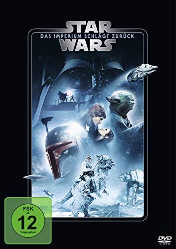 DVD - Star Wars - Episode 5: Das Imperium schlägt zurück (Line Look 2020)
