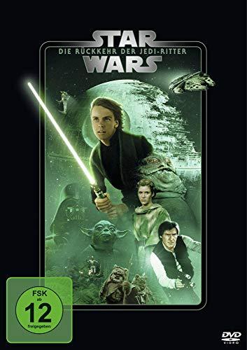 DVD - Star Wars - Episode 6: Die Rückkehr der Jedi-Ritter (Line Look 2020)