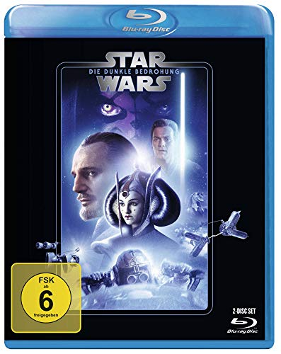 Blu-ray - Star Wars - Episode 1: Die dunkle Bedrohung