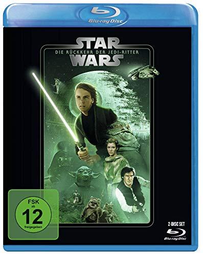 Blu-ray - Star Wars - Episode 6 - Die Rückkehr der Jedi-Ritter (New Line 2020)