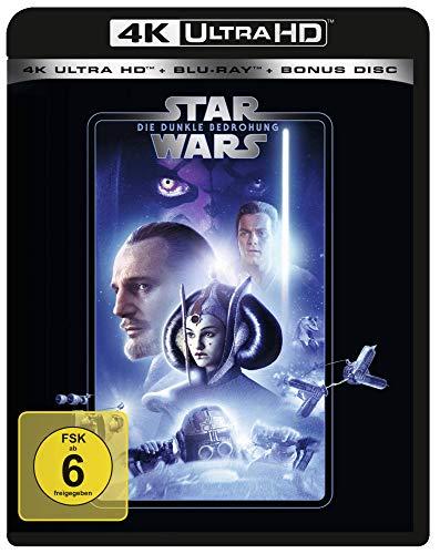 Blu-ray - Star Wars: Die dunkle Bedrohung Ultra HD (  Blu-ray) (Line Look 2020)