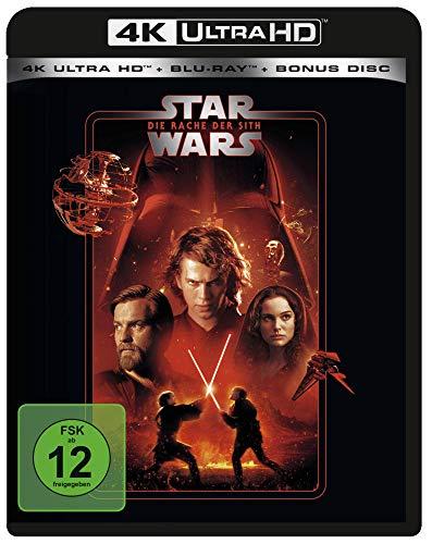 Blu-ray - Star Wars: Die Rache der Sith Ultra HD (  Blu-ray) (Line Look 2020)