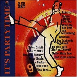 Sampler - It's Partytime (3CDBOX)