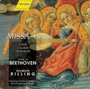 Beethoven , Ludwig van - Missa Op. 86