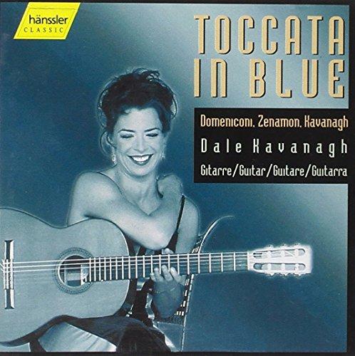 Kavanagh , Dale - Toccata In Blue: Domeniconi, Zenamon, Kavanagh
