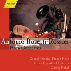 Rosetti , Antonio - Horn Concertos