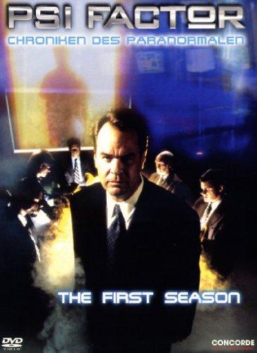 DVD - PSI Factor - Chroniken des Paranormalen - Staffel 1