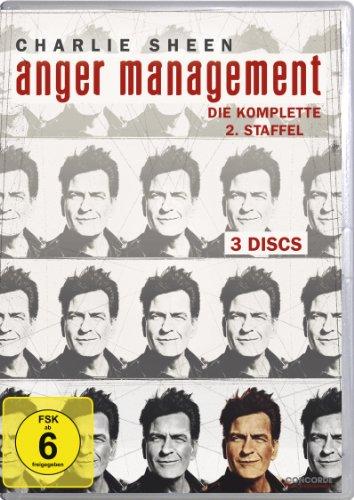 DVD - Anger Management - Staffel 2