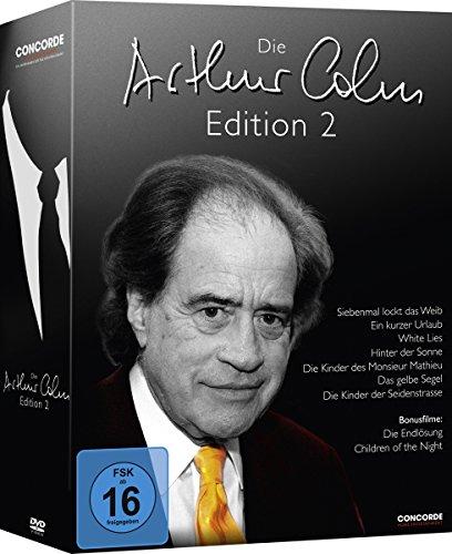 DVD - Die Arthur Cohn Edition 2