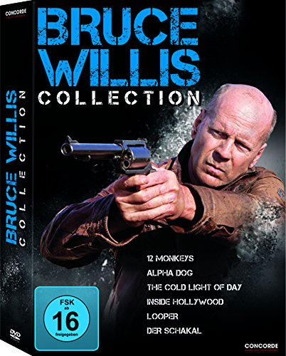 DVD - Bruce Willis Collection