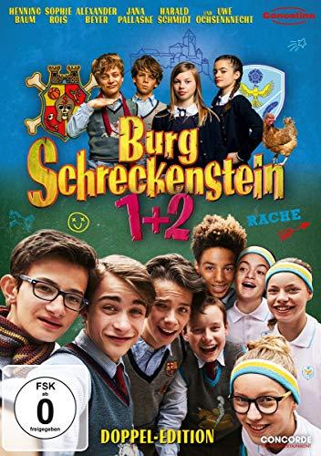 DVD - Burg Schreckenstein / Burg Schreckenstein 2