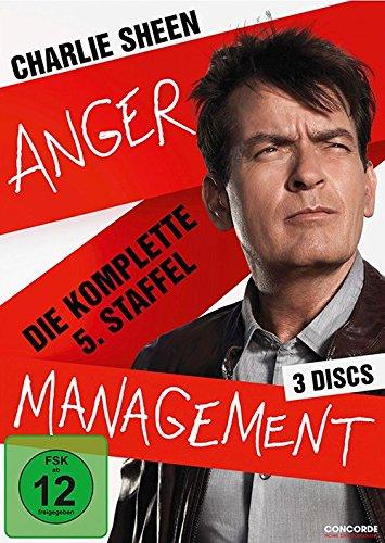 DVD - Anger Management - Die komplette 5. Staffel [3 DVDs]