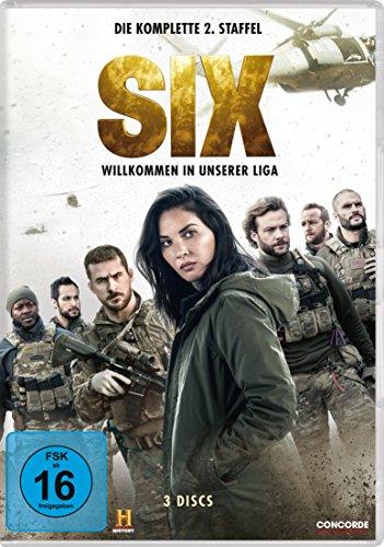 DVD - Six - Staffel 2