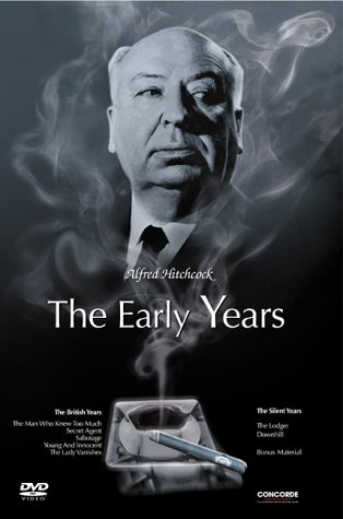 DVD - Alfred Hitchcock - The Early Years (Remastered)