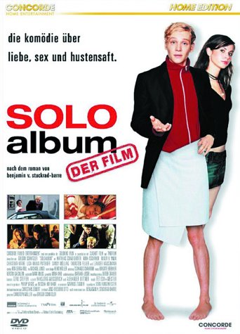 DVD - Solo Album - Der Film