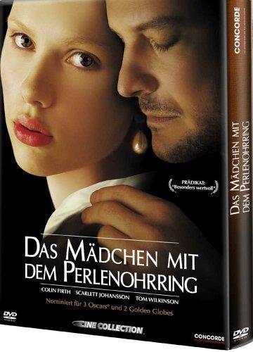DVD - Das Mädchen mit dem Perlenohrring