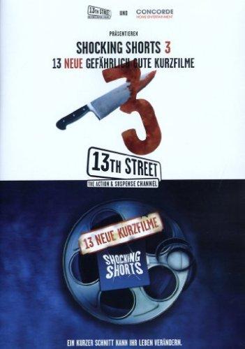 DVD - Shocking Shorts 3 - 13 neue gefährlich gute Kurzfilme