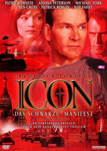 DVD - Icon - das schwarze manifest