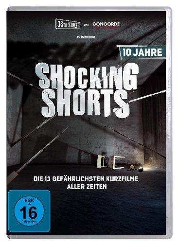 DVD - Shocking Shorts: 10 Jahre - Die 13 gefährlichsten Kurzfilme alle Zeiten (13th Street)