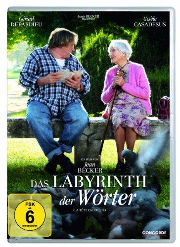 DVD - Das Labyrinth der Wörter