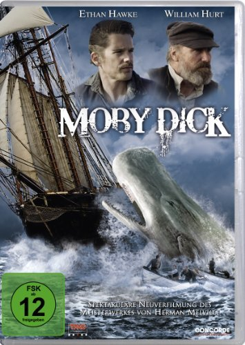DVD - Moby Dick (2010)