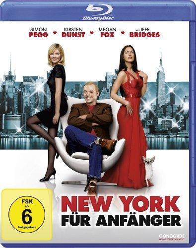 Blu-ray - New York für Anfänger
