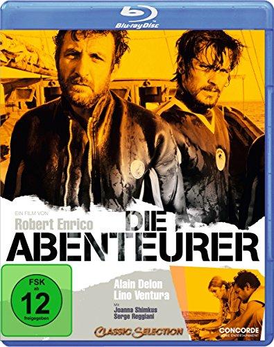 Blu-ray - Die Abenteurer