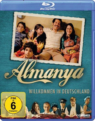 Blu-ray - Almanya - Willkommen in Deutschland