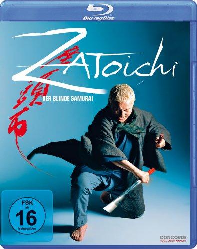 Blu-ray - Zatoichi - Der blinde Samurai
