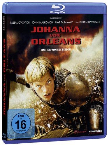 Blu-ray - Johanna von Orleans