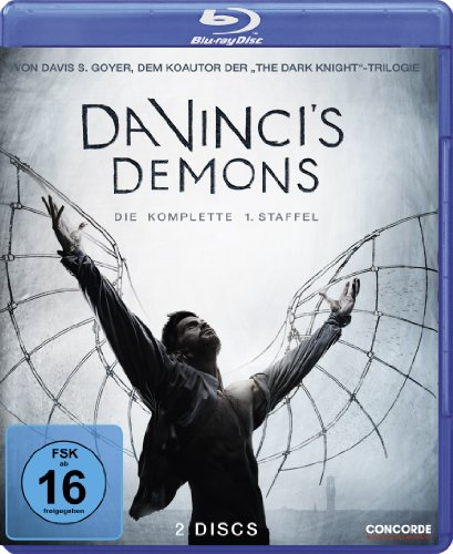 Blu-ray - Da Vinci's Demons - Staffel 1