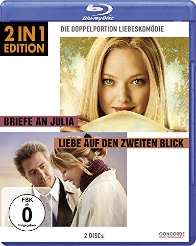 Blu-ray - Liebe auf den zweiten Blick / Briefe an Julia (2 in 1 Edition)
