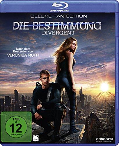 Blu-ray - Die Bestimmung - Divergent (Deluxe Fan Edition)