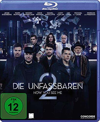 Blu-ray - Die Unfassbaren 2 - Now You See Me