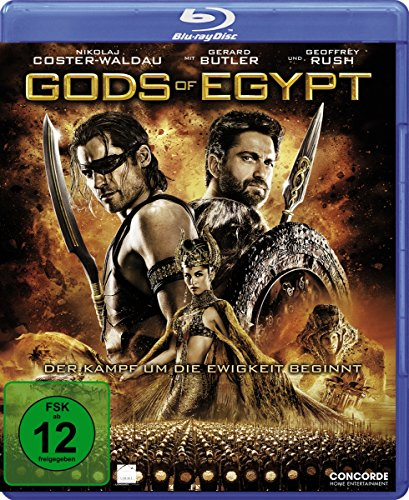 Blu-ray - Gods Of Egypt [Blu-ray]