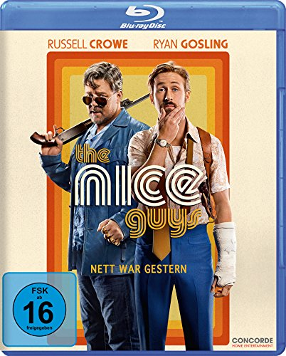 Blu-ray - The Nice Guys - Nett war gestern